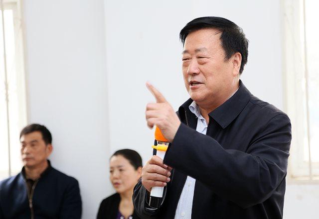 安徽省凤阳县老体协集体创作《老年体协之歌》